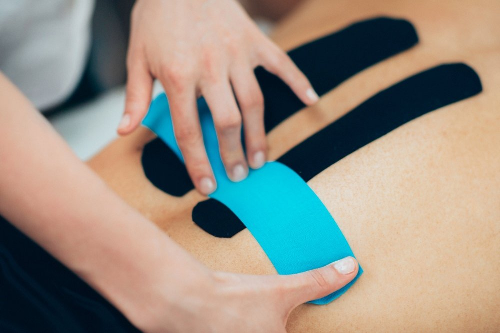 SF San Francisco CA Kinesio Taping SF San Francisco CA