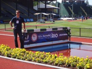 San Francisco Sports Chiropractor Works with Olympic Runners